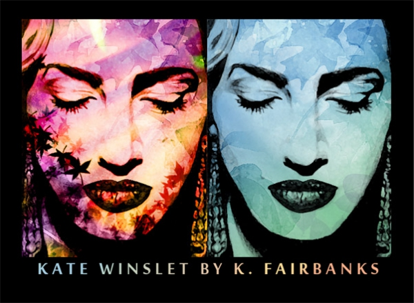 Kate Winslet par kfgraphics